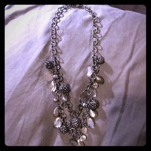 Necklace from Lane Bryant. Beautiful! Versatile!